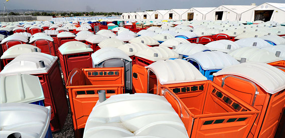 Champion Portable Toilets in North Richland Hills, TX